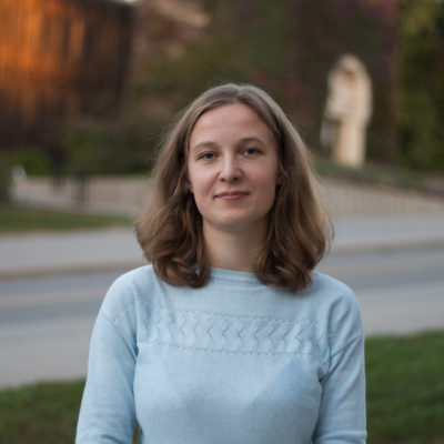 Photo of Alexandra Lukina