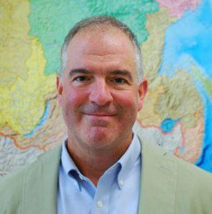 Headshot of Theodore Gerber